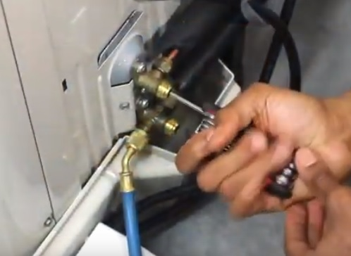 How To Pump Down a Mini Split Air Conditioner / Heat Pump – HVAC How To
