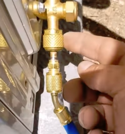 How To Vacuum Down a Mini Split and Release Refrigerant