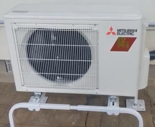 Mitsubishi Hyper Heat Mini Split Install and Review – HVAC