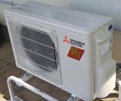 Mitsubishi Hyper Heat Mini Split Install And Review Hvac
