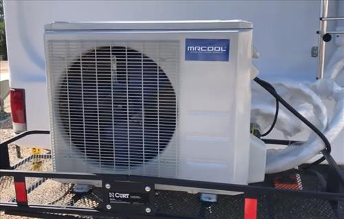 Trailer Ac Unit >> What Is The Best Mini Split Ac Heat Pump For An Rv Or Trailer
