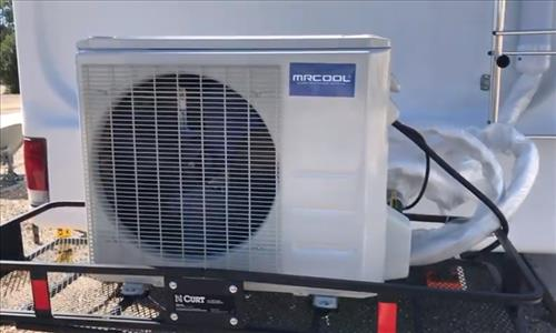 What is the Best Mini Split AC Heat Pump for an RV or Trailer Mr Cool