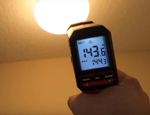 Best HVAC Infrared Laser Temperature Sensor Readers