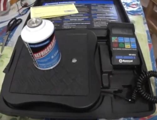What is the Best HVAC Refrigerant Mastercool 98210