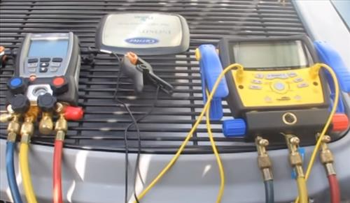 Best HVAC Manifold Gauges