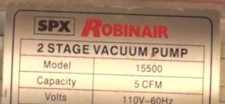 Best HVAC Vacuum Pumps CFM