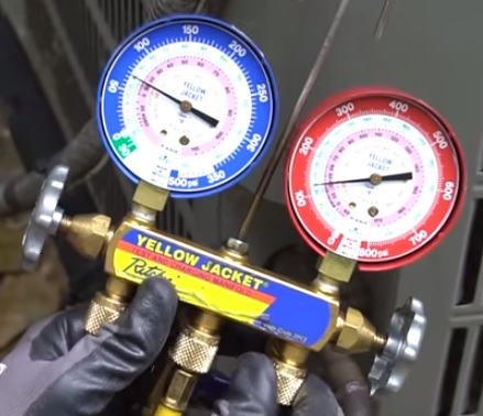 How HVAC Gauges Work Pressures
