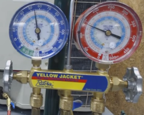 How HVAC Manifold Gauges Work