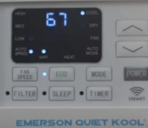 Best Quiet Window Mounted Air Conditioner Emerson Quiet Kool