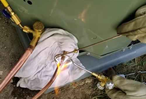 Best HVAC Brazing Torch Oxy Acetylene Kit 3