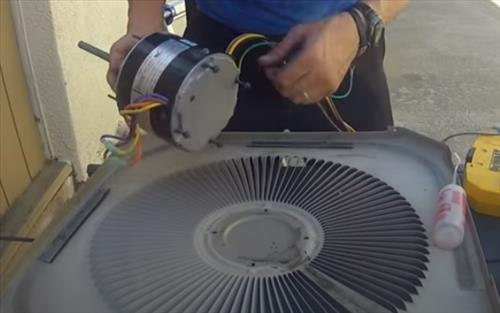 How Much Does It Cost To Replace a Condensing Fan Motor 2020