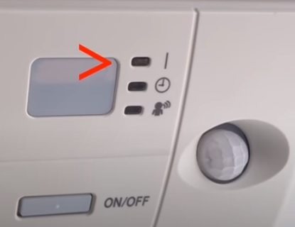 How To Find the Fault Code on a Daikin Mini Split System Green Light
