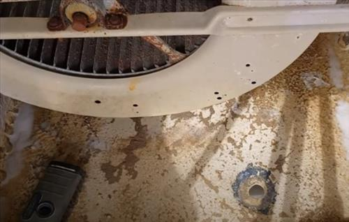 How To Fix a Swamp Cooler Bottom from Leaking Step 6