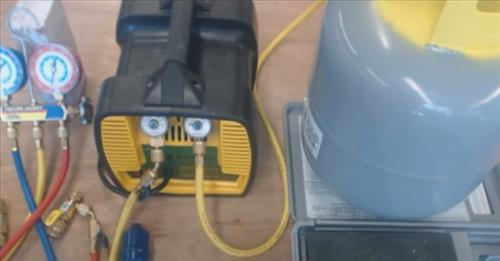 How To Use a Refrigerant Recovery Machine New
