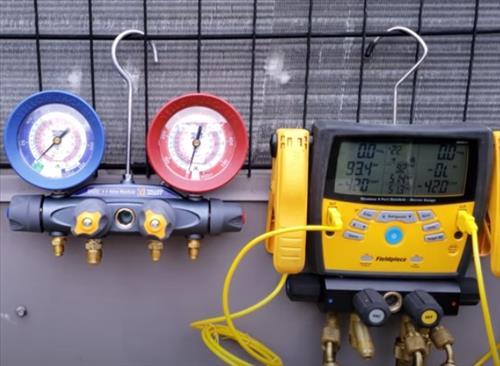 HVAC Tool List Advanced Service Technician Tools Gauge Sets