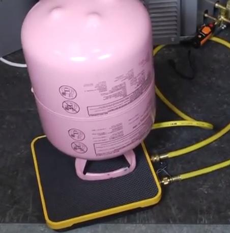 HVAC Tool List Advanced Service Technician Tools Refrigerant Scale