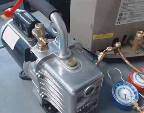 HVAC Tool List Advanced Service Technician Tools Vacuum Pump