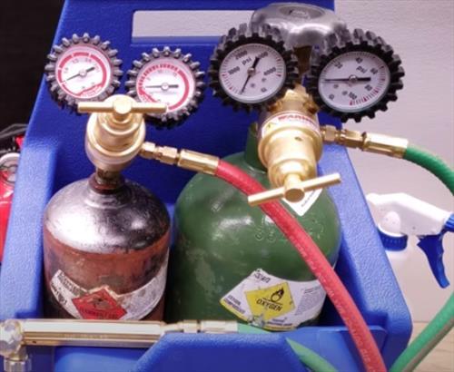 HVAC Tool List Advanced Service Technician Tools Welding and Brazing Torch