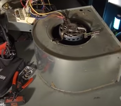 Test and Replace the Fan Limit Switch on a Furnace Blower Motor