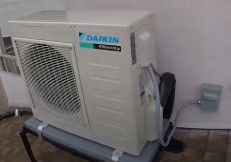 Best DIY Mini Split Heat Pump that Cools and Heats 2021 Daikin