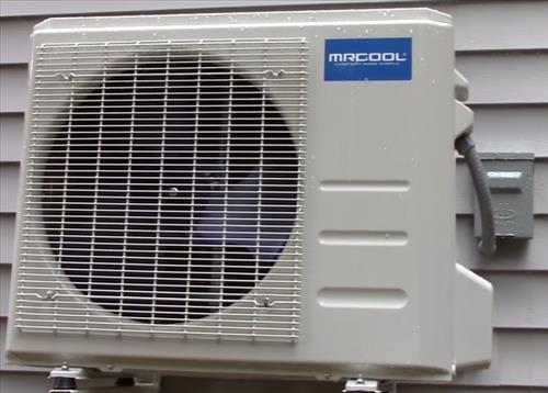 Best Mini Split Heat Pump for a Tiny House MRCOOL