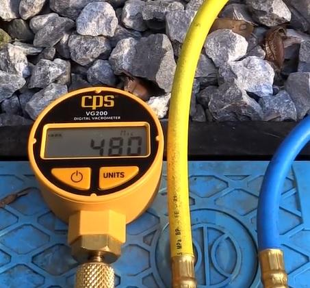 Best Micron Gauge for HVAC CPS VG200