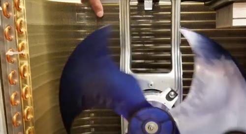 How To Fix a Mini Split F0 Error fan