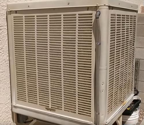 How to Replace a Swamp Cooler Float With Pictures Step 1