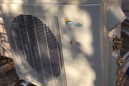 Best Dual Zone Mini Split Systems Senville Heat Pump