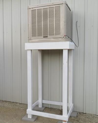 Best Whole House Swamp Cooler Window Evaporative Cooler 2