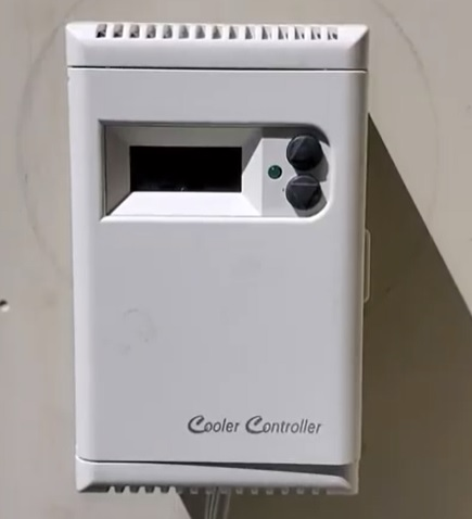 How To Install a Thermostat on an Evaporative Swamp Cooler Overview
